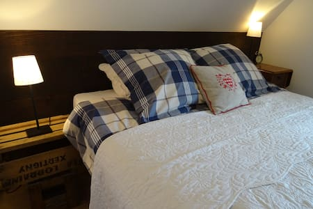 "Bed and Kougelhopf ""Chez Tonton"" - Mittelhausbergen - Bed & Breakfast"