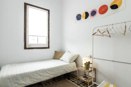 Bright & Cozy Room in Poblenou - Wohnung