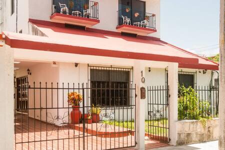 Casa Fuego // Cuarto Aire 1 (Amazing Location) - Cancún - House