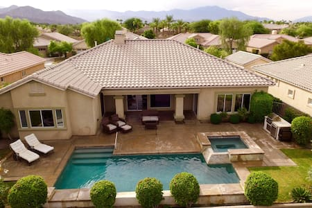 Luxurious Home for Rent w/Pool & Spa - Indio - House