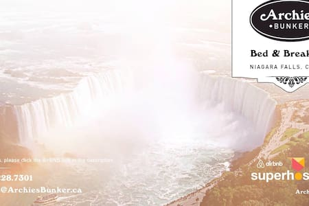 Archiesbunkerbnb. All are welcome.. - Niagara Falls - 民宿