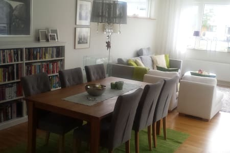 Great house 10 min from Stockholm c - Sollentuna - House