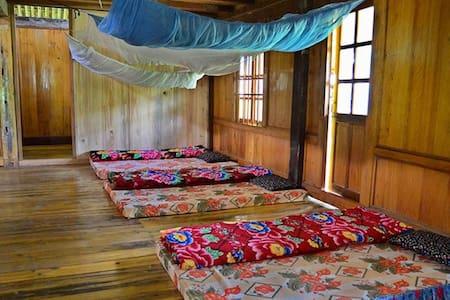 Rustic homestay in Sapa