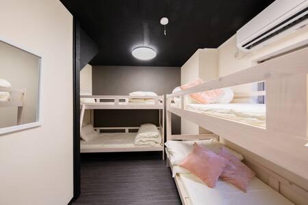 DW1③/도톤보리 게스트하우스 여성 전용 객실 - Chūō-ku, Ōsaka-shi - Guesthouse