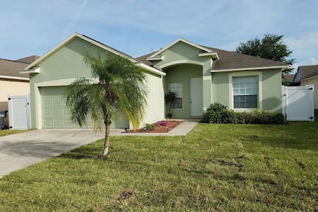 Orlando FL area vacation home - Huis