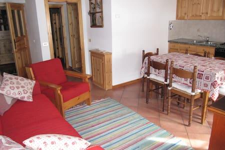 Casa Gemelli - Madesimo - Apartament