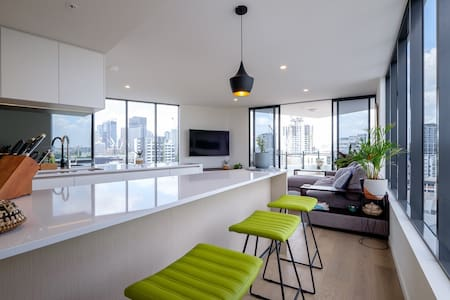 The High Rise Guest Wing! - South Brisbane
