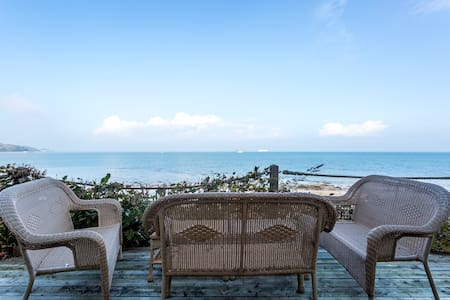 Beachside home in bembridge - Bed & Breakfast