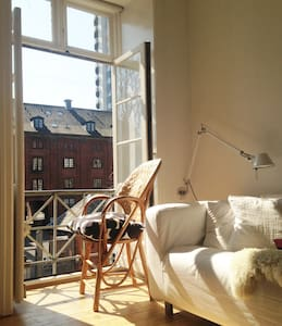 CPH. BEST LOCATION - Central & Calm - Frederiksberg - Apartment