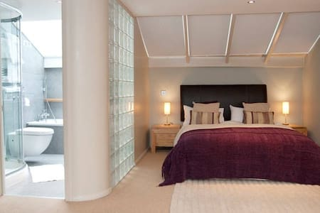 Stylish loft suite nr City/St Pauls - Islington