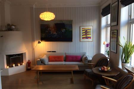 Something old, something new :-) - Oslo