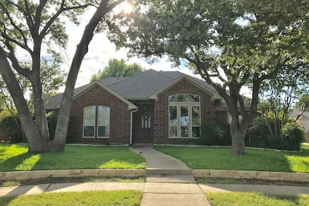 Charming home in the heart of Plano