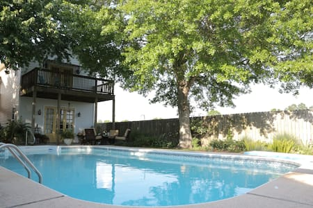 Private & Charming Pool House - Rayne - House