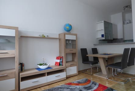 Apartment near the Red Bull Ring and the Alps - Lakás