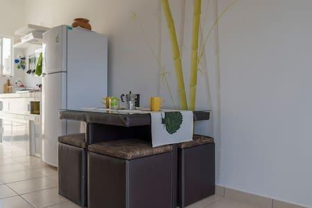 Wifi,Pool,Grill,2Badrooms - Playa del Carmen - Apartment