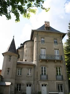 Chambre La Marquise de Sévigné. - Bagnères-de-Luchon - Bed & Breakfast