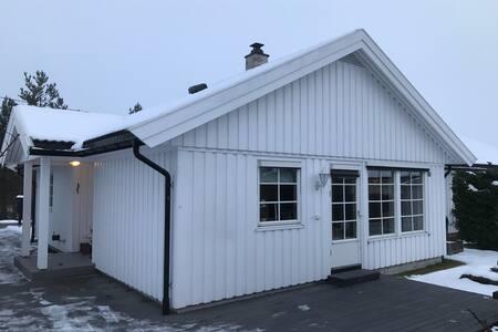 Koselig hus i gangavstand til Hafjell Alpinsenter - Øyer