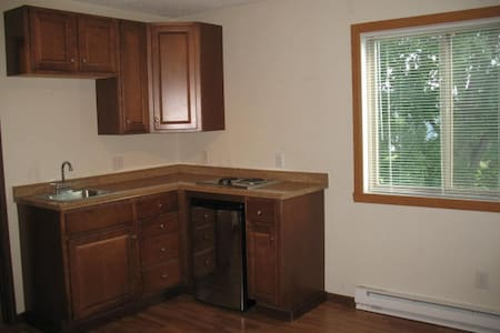 Private Studio Apartment with Kitchen - Fargo