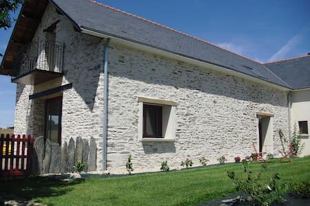 Gîte de groupe 15 personnes - Sainte-Reine-de-Bretagne