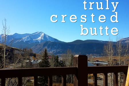 3 Bed/3 Bath Condo - Great Location.  Awesome View - Mount Crested Butte - Condomínio