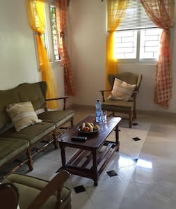 Nice Apartment, 2 Bedrooms,Courtyard,Parking Space - Mtwapa - Appartement