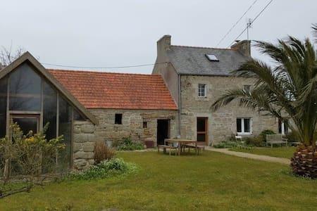 Pratmeur, maison bretonne de charme - Casa