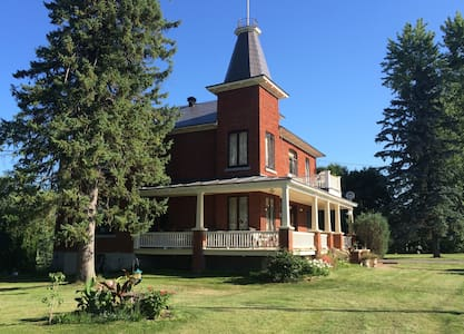 Charming country home near the Ottawa River - Grenville - Talo