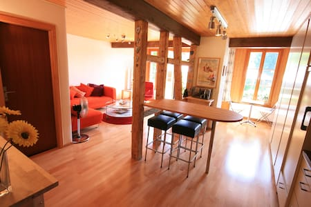 i.Large Studio With Breathtaking Views - Appartement