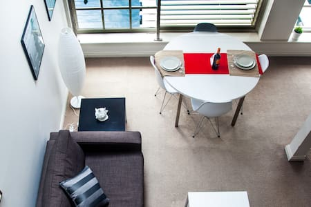 2 Bedroom Loft on The Wharf - Woolloomooloo - Loft