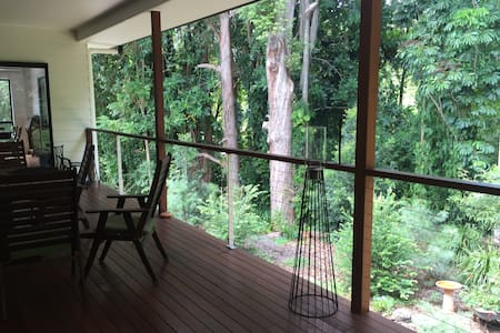 Relax among the trees - Rumah