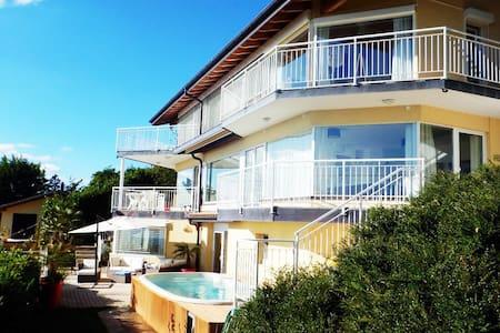Unique Villa with a panoramic lake and Alps view - Bourg-en-Lavaux - Villa