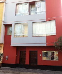 4/Mini Studio with bathroom & WIFI / Chorrillos - Distrito de Lima