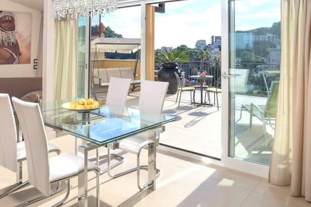 Breathtaking seaview  luxury apt - Apartment