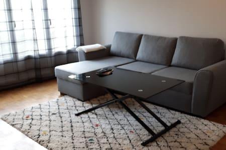 Jolie chambre proche du centre de Rennes - Apartment