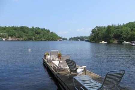 Lake Muskoka Private Escape - Chalet