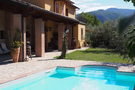 Villa Angeletti Country House - Casa