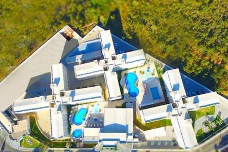 Encontro das Águas Thermas Resort - Caldas Novas - Apartment