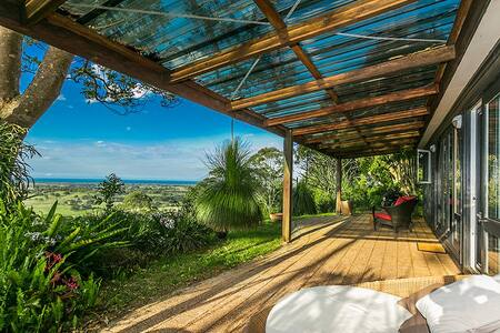 beautiful guesthouse and teepee - Coorabell - Rumah Tamu