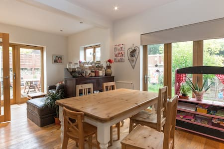 Lovely  3 bed near Bath - Casa