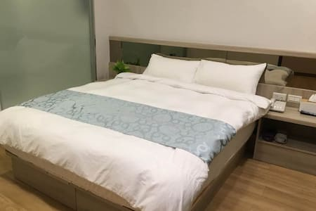 琉戀客佔 Boutique HOTEL 雙人套房 Double Room - Luodong Township - Guesthouse