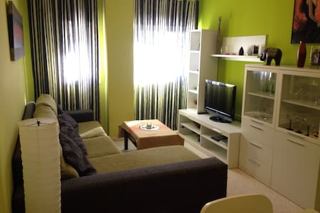 Apartamento de 1 dorm. con parking. - Sevilla