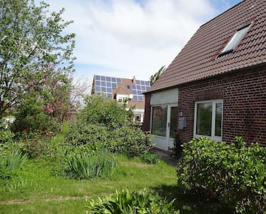 Kuschelige Haushälfte am Süderhafen - Nordstrand - Condominium