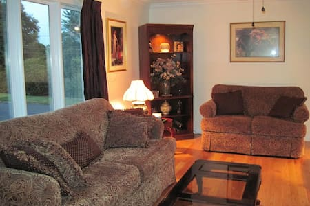 Quiet Area, Close to Everything - 1 Bedroom - House