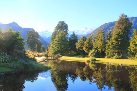 Reflection Lodge - Fox Glacier