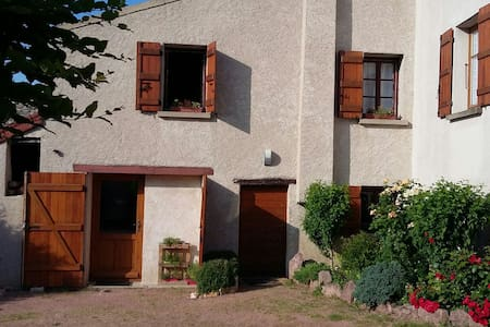 Small house near Taizé and Cluny - bonnay  - House