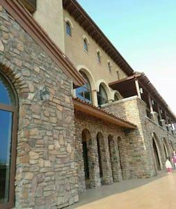 太湖畔联排别墅独立房间2 - Casa de camp