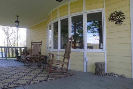 Catskill Mts, Private,Pool, Fireplace,Sleeps 8 - Rumah
