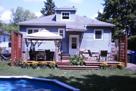 Bungalow near Montreal - Longueuil