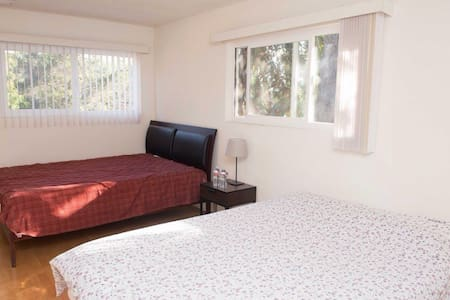 Master Bedroom D (Private Bathroom) - daily lease - House