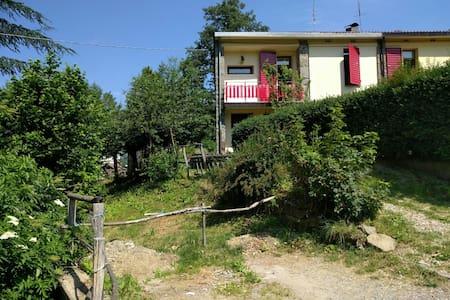 Green House Fiumalbo - Reihenhaus